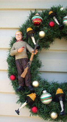 Ralphie Parker A CHRISTMAS STORY Lighted Leg by SuperVixenBadGirl