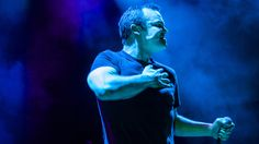 Future Islands: See one of the year's most exciting bands in concert, webcast live from Washington, D. Future Islands, Watch One, All Songs, Classical Music, New Music, Front Row, Music Videos, Backgrounds