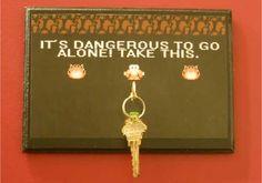 Legend of Zelda Key Hanger