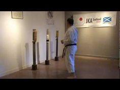 Makiwara Training - YouTube