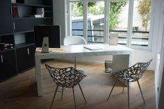 Bureau en Planacryl par AMB Balasque #bureau #planacryl #design