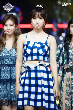 Twice-Mina 180719 M-COUNTDOWN