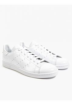 Adidas X White Mountaineering Men's Patent Stan Smith Sneakers | oki-ni