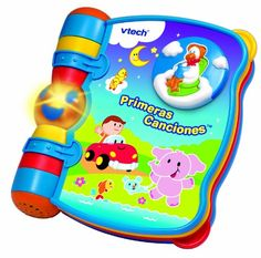 Vtech Primera Infancia – Primeras Canciones 80-060807   Your #1 Source for Toys and Games