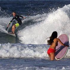 Snapper Rocks #snapper #snapperrocks #beach #sunset #sole #mare #mar #playa #surf #surfer #surfing #surfer #surfergirl #onda #onde #ocean #wave #water #waves #summer #canon #primelens #queensland by emphoto007