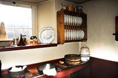 Campbell House (1822), Toronto. Photo credits: Jonathan Kates, via Flickr. Georgian, Colonial, Toronto, Kitchen Cabinets, House, Home Decor, Decoration Home, Georgian Language, Home