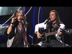 "Steven Tyler Sings Extreme's ""More Than Words"" With Nuno Bettencourt, And It's Gorgeous 