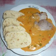 Fotografie receptu: Bratislavské vepřové plecko