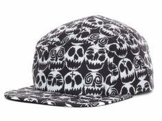 Jeremy Scott Skull Camper Hats