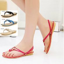 new 2014 comfortable fashion Cord, ladies slippers shoes women sandal flats for women(China (Mainland))