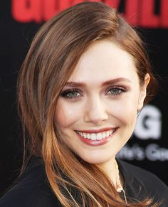 50 Shades: The Exact Foundation Formula Worn By Your Favorite Celebs - Elizabeth Olsen from #InStyle
