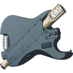 The deceptively convenient Stewart Travel Guitar