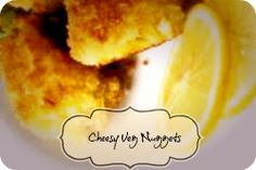 Recipe - Cheesy Vegetable Nuggets