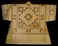 Talismanic shirt from the Topkapi Palace Museum Collection