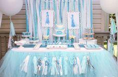 Frozen (Disney) Birthday Party Ideas | Photo 1 of 42 | Catch My Party