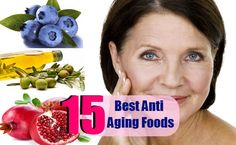 Some of the best anti-ageing foods have antioxidant properties and contain healthy fats* minerals* vitamins and phyto-nutrients. Following are some of those!