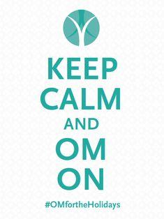 Treat yourself to YYoga this holiday season #OMfortheHolidays