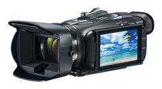 Canon U.S.A. Introduces New VIXIA HF G40 And Three New VIXIA HF R-Series Camcorders