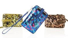 Sequin Smartphone Case    Your phone is amazeballs, so why not dress it up?!