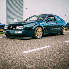 Vw Corrado, Volkswagen Golf Mk1, Bmw E38, Vw Scirocco, Car In The World, Car Painting, Motor Car, Cars And Motorcycles, Cool Cars
