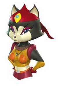 Katt Monroe (Star Fox Command)