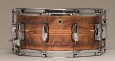 Ludwig COPPER-PHONIC Snare Drum