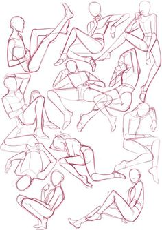 Trendy Ideas For Drawing Body Sketches Pose Reference Drawing Techniques, Drawing Tips, Drawing Tutorials, Art Tutorials, Drawing Ideas, Body Sketches, Drawing Sketches, Art Drawings, Pencil Drawings