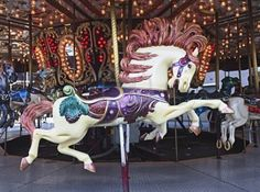 Image detail for -Detail Of Carousel Featuring Horse Royalty Free Stock Photo, Pictures ...