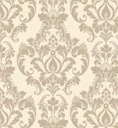 about Wallpaper Rolls white beige Victorian Vintage damask wall coverings textured Victorian Vintage Beige Floral Damask Wallpaper Wallpaper Texture, Damask Wallpaper, Home Wallpaper, Wallpaper Backgrounds, Wallpaper Staircase, Vintage Wallpaper Patterns, Wallpapers, Deco Floral, Vintage Floral