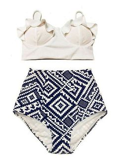 Could you get any hotter NEW Plus Size Whi... check it out here http://bikinis-and-bathers.myshopify.com/products/new-plus-size-white-and-navy-vintage-retro-high-waist-bikini?utm_campaign=social_autopilot&utm_source=pin&utm_medium=pin #toohot