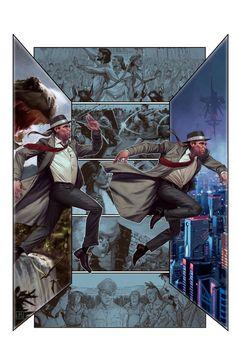 Timewalker #1 by ZurdoM.deviantart.com on @DeviantArt