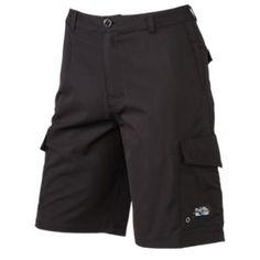 Salt Life La Vida SLX-QD Shorts for Men - Black - 34
