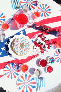 4th of July party re