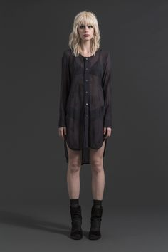 Gin Soaked Shirt  #print #ropeprint #midnight #winter #companyofstrangers
