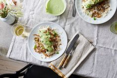 A Nutty-Creamy-Herby Sauce You'll Want to Pour Over Everything on Food52