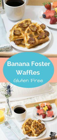 Gluten Free Bananas