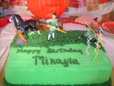 Mik's Birthday Cake