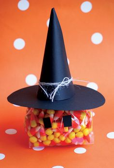 Witch party favor!