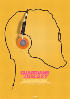 Guardians of the Galaxy by Doaly