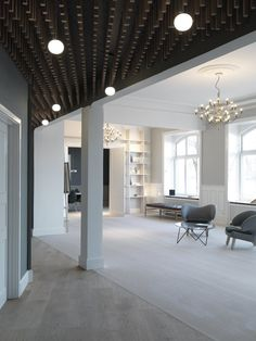 Dinesens showroom, Copenhagen, 2014 - OeO