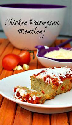 Chicken Parmesan Meatloaf Recipe   http://www.pinterest.com/pin/120963939965474967/