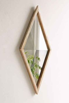 Magical Thinking Geo Diamond Mirror - Urban Outfitters
