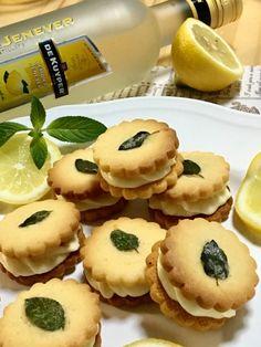 「冷やして美味しい★レモンバターサンドクッキー」シフォン | お菓子・パンのレシピや作り方【corecle*コレクル】