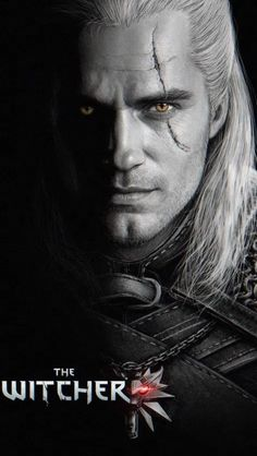 The witcher Geralt, a mutated monster hunter, struggles to find his place in a world where people often prove more wicked than beasts. Based on Andrzej Sapkowski's Witcher Saga. Witcher Art, The Witcher Geralt, Series Poster, Tv Series, Witcher Wallpaper, The Witcher Books, Free Tv Shows, Henry Cavill, Monster Hunter