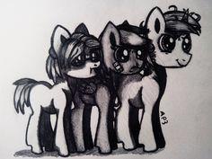 [MLP] Foals by AmberPone.deviantart.com on @DeviantArt