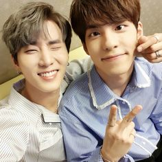 YoungK & Wonpil