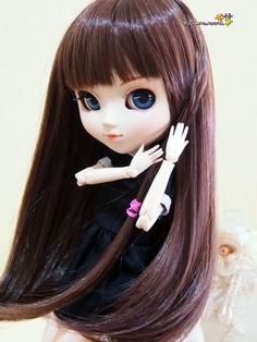 TMW-47 Pullip Taeyang Doll Heat Resistant Fiber Wig by toymalaysia