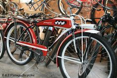 1952 JC Higgins Bicycle