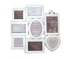 1000 images about idee regali natale on pinterest cornices heart and home - Cornici multiple da parete ...
