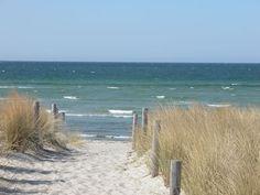 Zeit am Strand